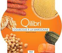 Couscous a la marocaine poulet et merguez - Produit - fr
