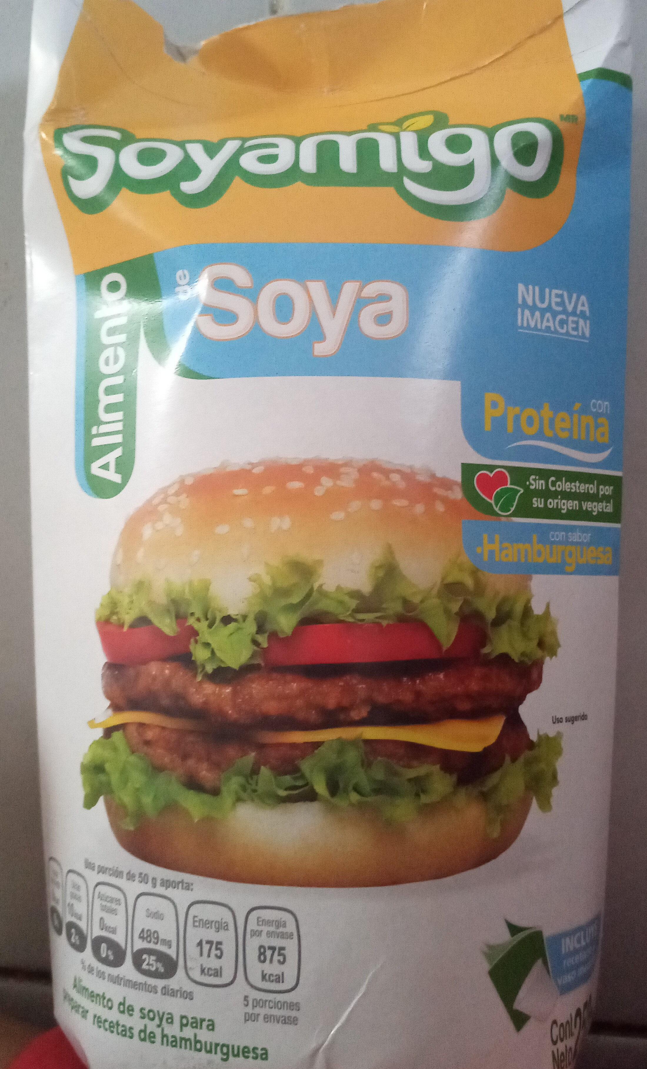 Alimento de Soya - Produit - es