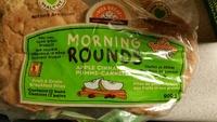 Morning Rounds, Pita Break - Produit