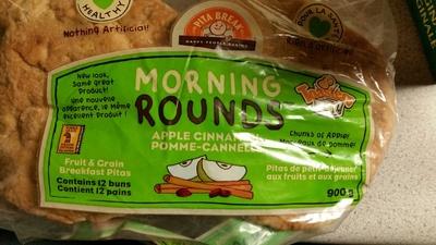 Morning Rounds, Pita Break - Ingrédients