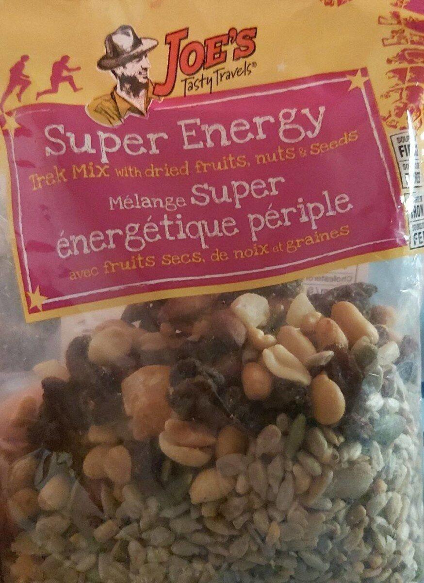 mélange super énergétique périple - Product - fr