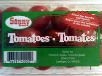 Tomatoes - Product