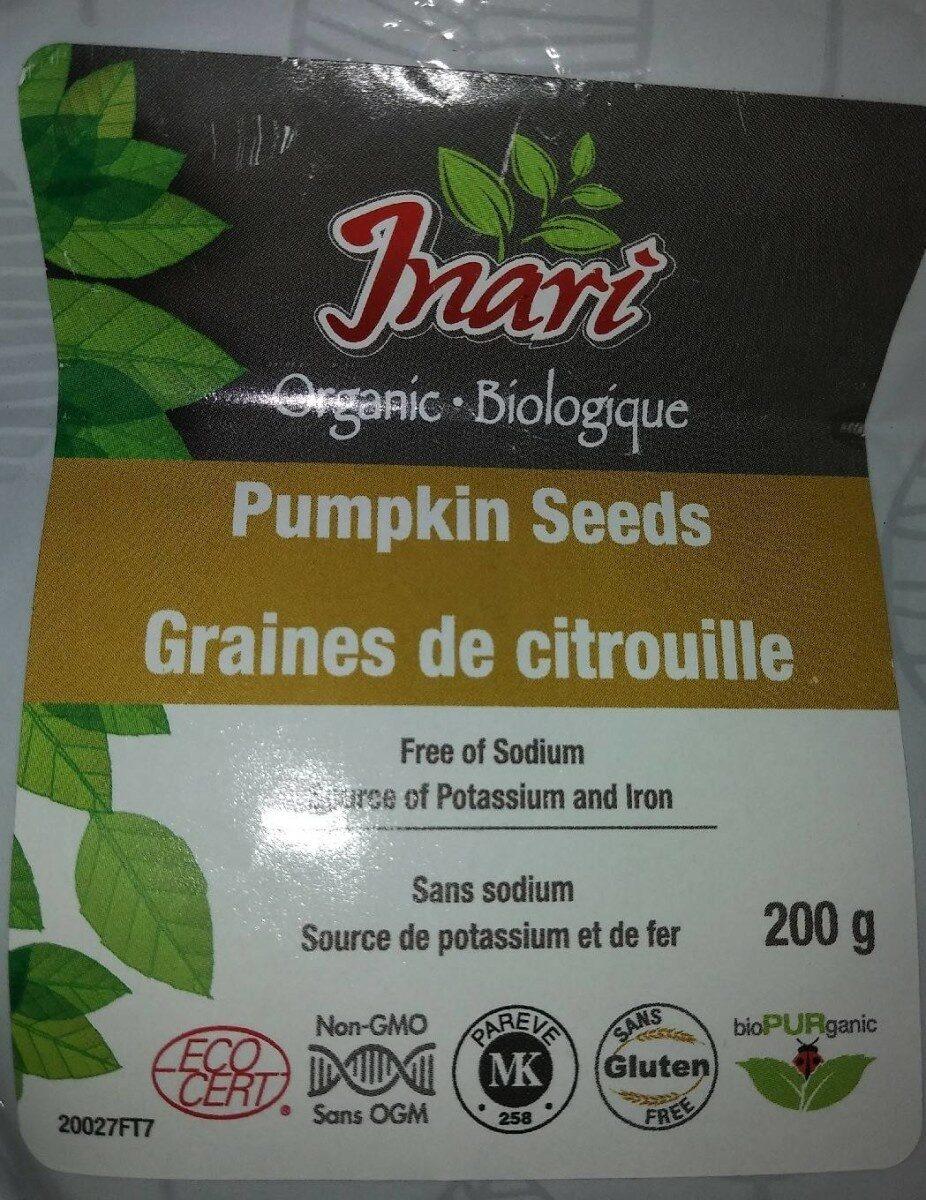 Graines de citrouille - Product - fr