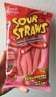 Sour straws - Product - en