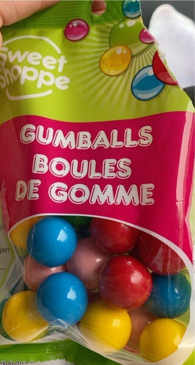 Boules de gomme - Product - en