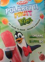 Polaretti fruit bio - Product - fr