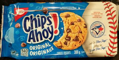 Chips Ahoy originaux - Product - fr