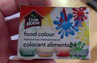 Food colour - Product - en