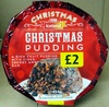 Christmas Rich Fruit Pudding - Product