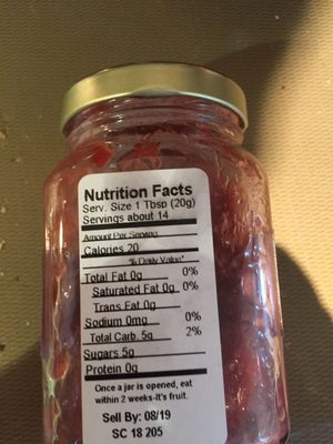 Mountain fruit co. - Product