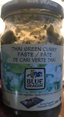 Pâte de Cari Verte Thaï - Product - fr