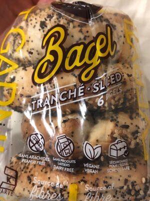 Bagel - Produit - fr