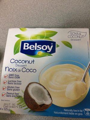 Dessert noix de coco - Produit - fr