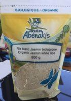 Riz blanc Jasmin biologiqu - Produit - fr