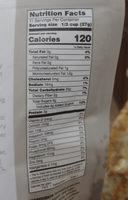 Quinoa cacao granola - Nutrition facts
