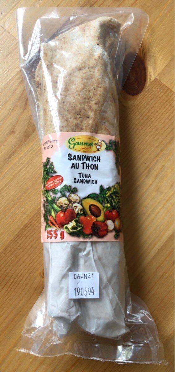 Sandwich thon - Product - fr