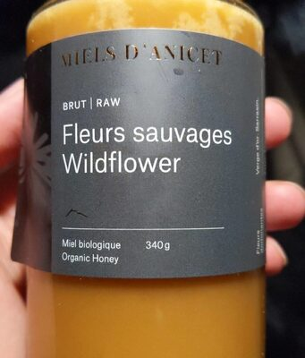 Fleurs Sauvages - Produit - fr
