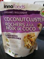 Rochers à la Noix de Coco avec Super Graines - Product