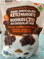 Rocher ceto au chocolat noir - Product - fr