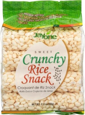 Sweet Crunchy Rice Snack - Product - fr