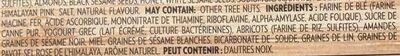 Crisp aprct oran almond - Ingredients - fr