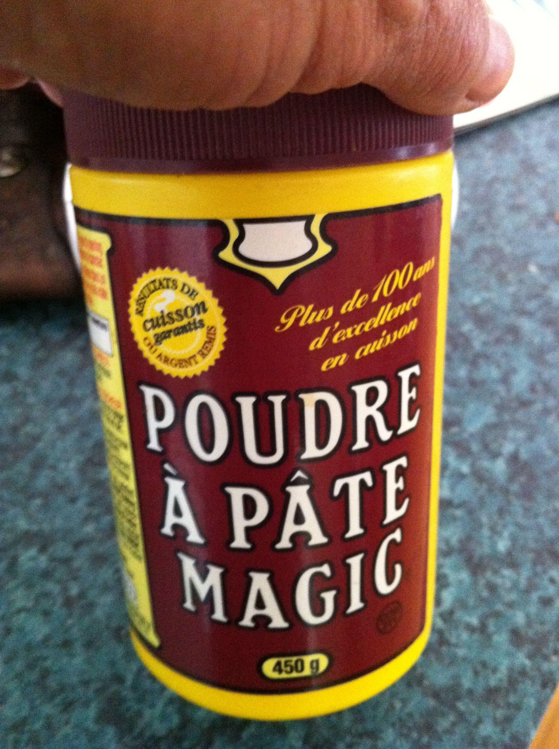 Magic Baking Powder - Prodotto