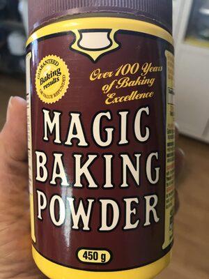 Magic Baking Powder - Produit - fr
