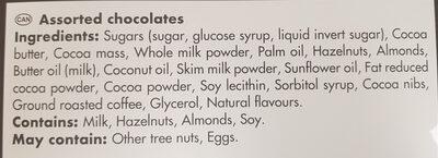 Selection - Ingredients - en