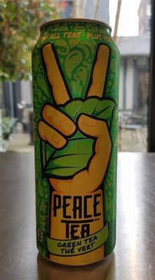 Green tea thé vert - Product - fr