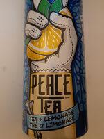 Peace tea - Produit