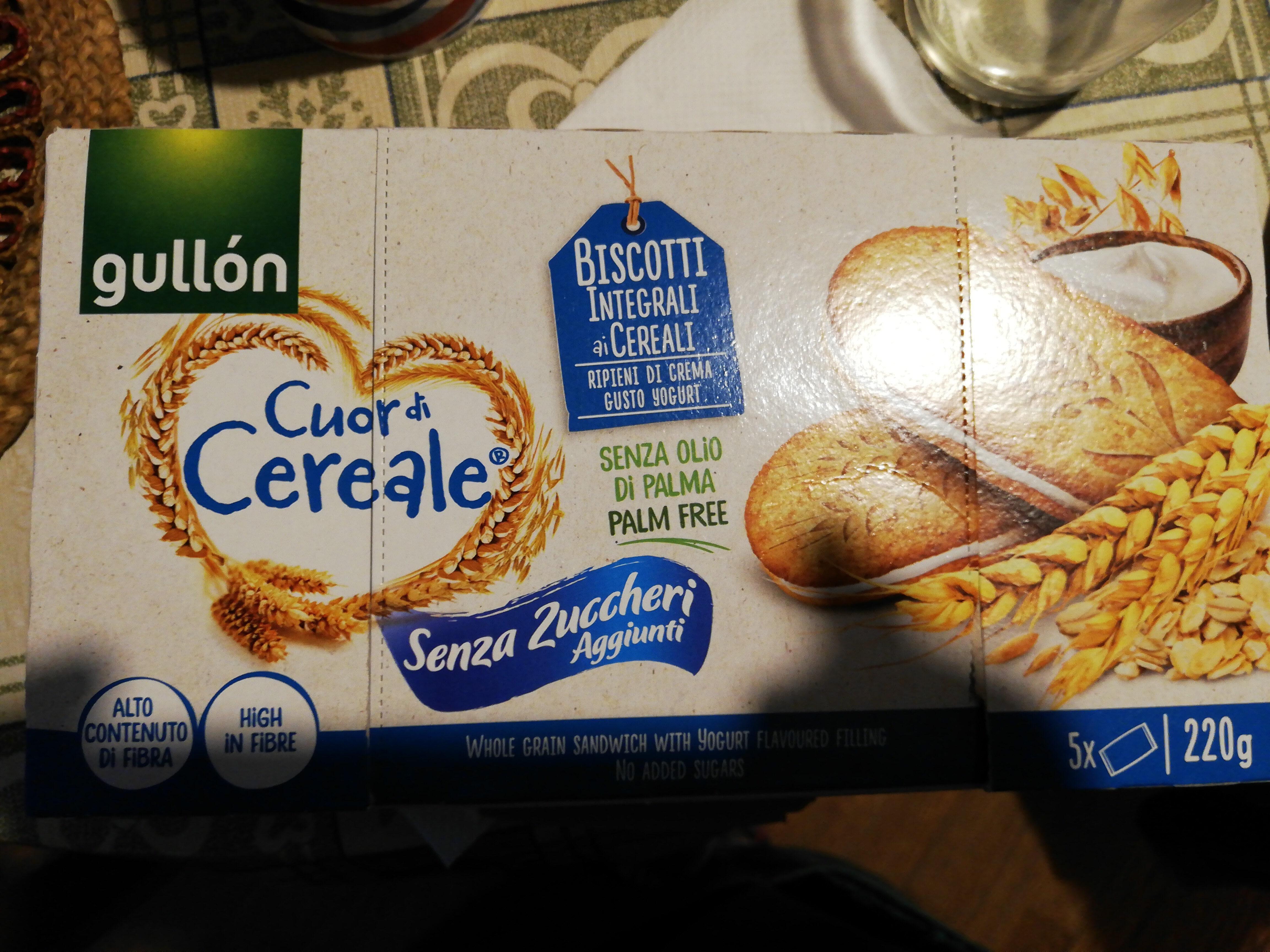 cuor di cereale - Prodotto - it