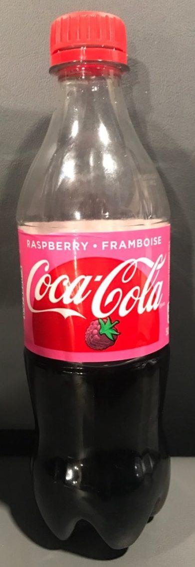 Coca-Cola Framboise - Prodotto - fr