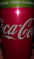 Coca-Cola Stevia - Produit - en