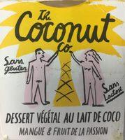 Dessert végétal au lait de coco - Product