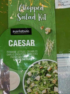 Caesar chopped salad kit - Product - en