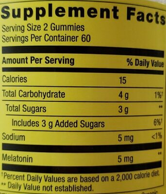 - Nutrition facts - en