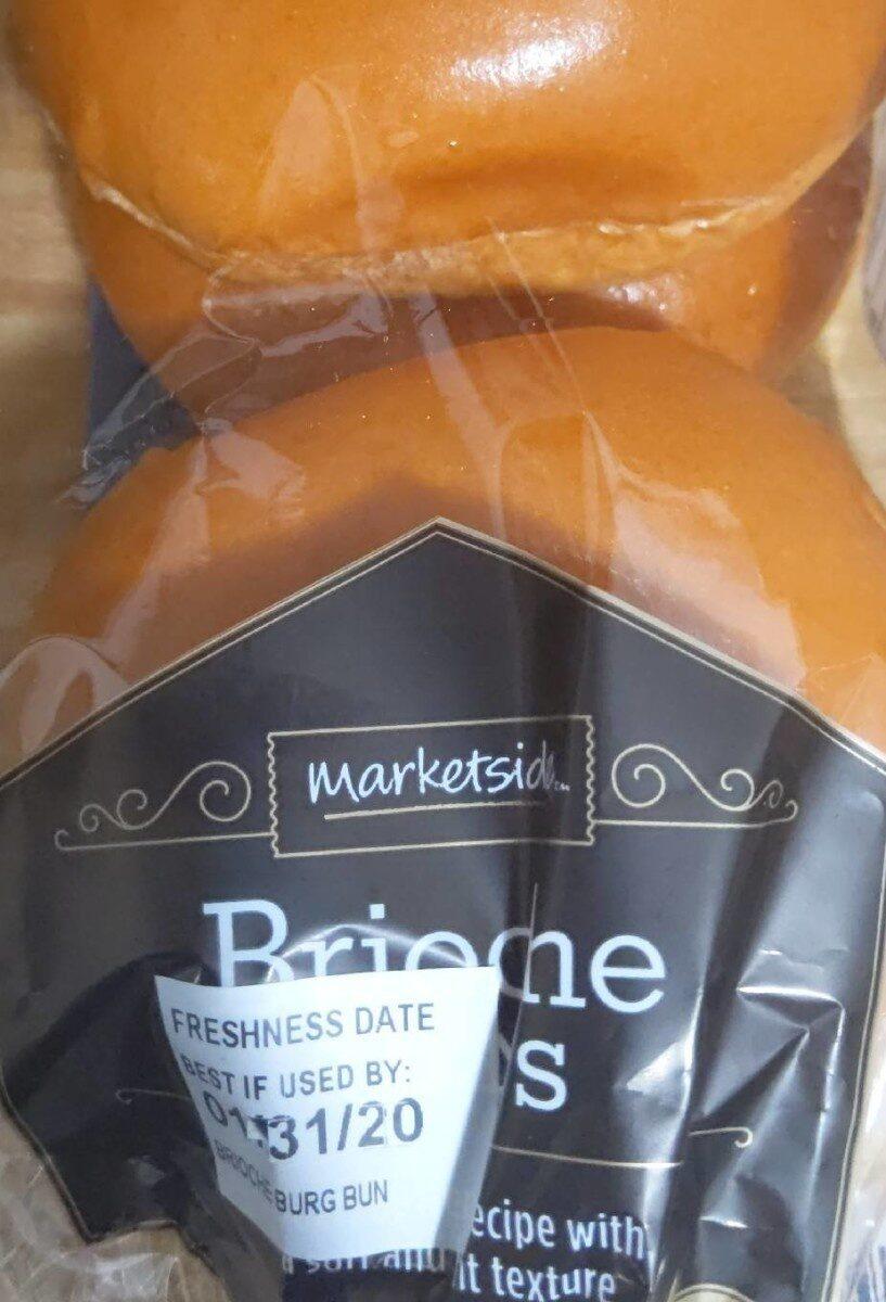 Brioche Buns - Product - en