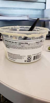 creamy cauliflower parmesan soup - Ingredients - en