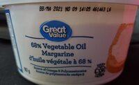 Margarine d'huile végétale à 68% - Product - fr