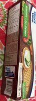 Vegetable crackers - Product - en