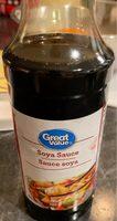 Sauce Soya - Product - fr
