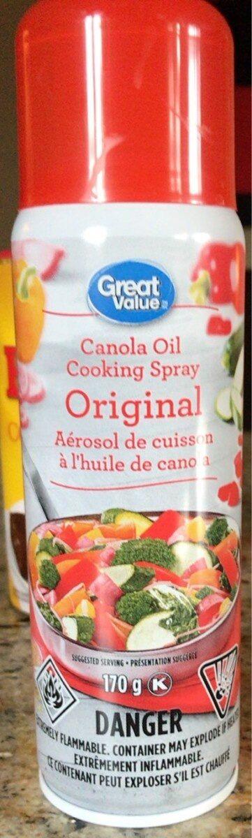 aerosol de cuisson - Product - fr