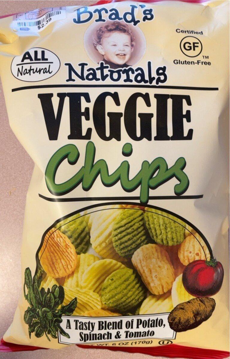Veggie chips - Product - en