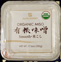 Organic Miso Smooth - Product