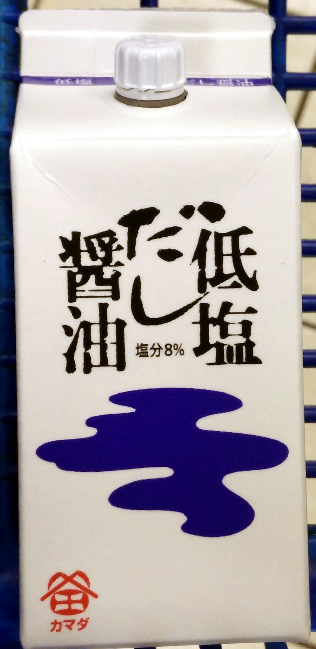 低塩だし醤油 - Product - ja