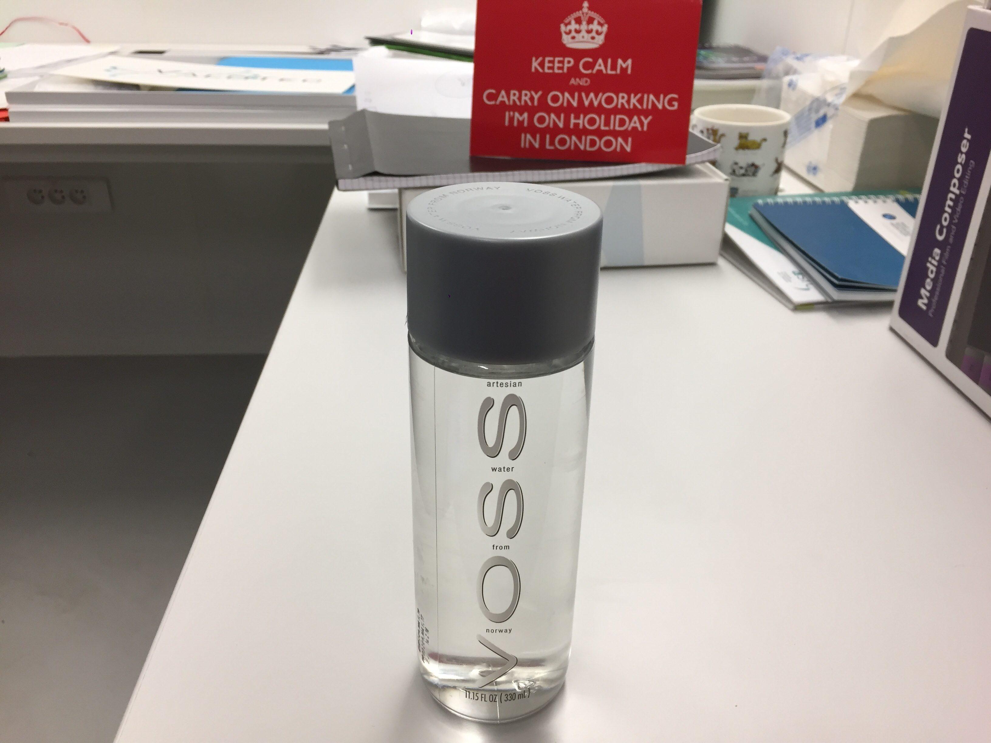 Voss Artesian Water From Norway Still - Ingredients