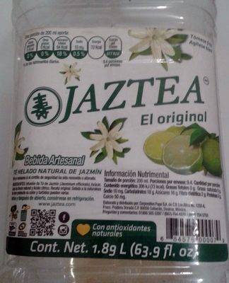 Té helado natural de Jazmín - Product