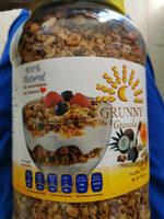 Grunny Granola - Product - es