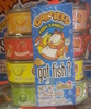 Garfield fish candy - Product