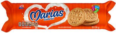 Gamesa Marias Vanilla Cookies 4.93 Ounce Plastic Bag - Product - en